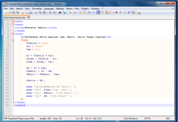 Source Kode